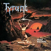 TYRANT (GERMANY) - MEAN MACHINE (BLUE)