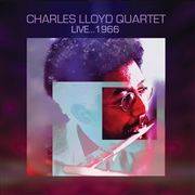 LLOYD, CHARLES -QUARTET- - LIVE... 1966 (2CD)