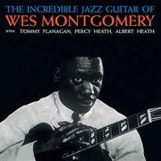 MONTGOMERY, WES - INCREDIBLE JAZZ GUITAR OF (RUS)