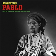 PABLO, AUGUSTUS - LIVE AT THE GREEK THEATRE, BERKELEY, 1984