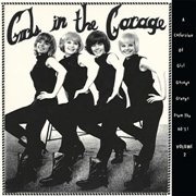 VARIOUS - GIRLS IN THE GARAGE, VOL. 2