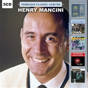 MANCINI, HENRY - TIMELESS CLASSIC ALBUMS (5CD)
