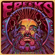 FREEKS - CRAZY WORLD (BLACK)