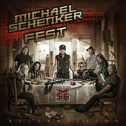 SCHENKER, MICHAEL -FEST- - RESURRECTION (+DVD)