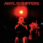 AMYL & THE SNIFFERS - (BLACK/YELLOW) BIG ATTRACTION & GIDDY UP