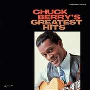 BERRY, CHUCK - CHUCK BERRY'S GREATEST HITS