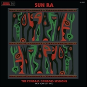SUN RA - THE CYMBALS/SYMBOLS SESSIONS (2LP)