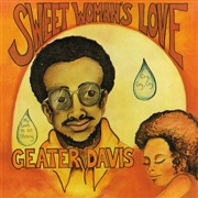 DAVIS, GEATER - SWEET WOMAN'S LOVE