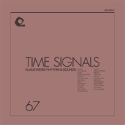 WEISS, KLAUS -RHYTHMS & SOUNDS- - TIME SIGNALS