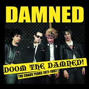 DAMNED - DOOM THE DAMNED: CHAOS YEARS 1977-1982