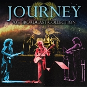 JOURNEY - '70S BROADCAST COLLECTION (8CD)