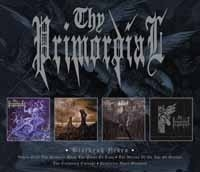 THY PRIMORDIAL - THE BLACKEND YEARS (4CD)