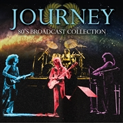 JOURNEY - '80S BROADCAST COLLECTION (8CD)
