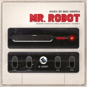 QUAYLE, MAC - MR. ROBOT, VOL. 4 O.S.T. (2LP/CLEAR/SPLATTER)