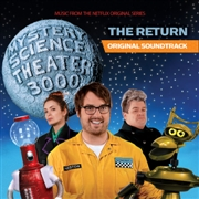 RETURN - MYSTERY SCIENCE THEATER 3000 O.S.T.