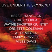 VARIOUS - LIVE UNDER THE SKY '86-'87 (2CD)