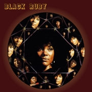ANDREWS, RUBY - BLACK RUBY