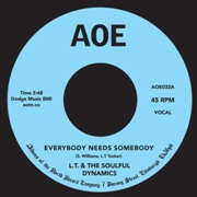 SOULFUL DYNAMICS - EVERYONE NEED SOMEONE