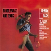 CASH, JOHNNY - BLOOD, SWEAT AND TEARS