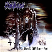 CONVULSE - (BLACK) WORLD WITHOUT GOD (2LP)
