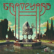 GRAVEYARD - PEACE (BLACK)