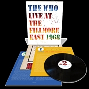 WHO - LIVE AT THE FILLMORE EAST 1968 (3LP)