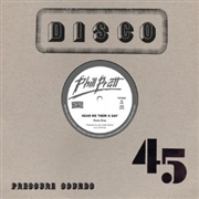 "GRAY, OWEN - HEAR WE THEM A SAY/VERSION (AKA DANCING KID) (10"")"