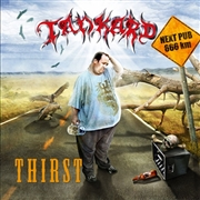 TANKARD - THIRST (RED)