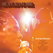 JONES, SHARON -& THE DAP-KINGS- - SOUL OF A WOMAN