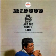 MINGUS, CHARLES - (180G) THE BLACK SAINT AND THE SINNER LADY