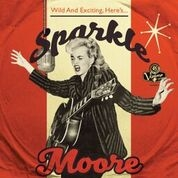 "MOORE, SPARKLE - WILD & EXCITING (10"")"