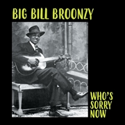 BROONZY, BIG BILL - WHO'S SORRY NOW