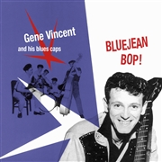 VINCENT, GENE -& HIS BLUE CAPS- - BLUE JEAN BOP! (IT)