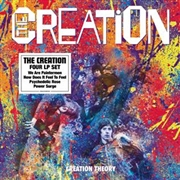 CREATION (UK) - CREATION THEORY (4LP)
