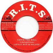LITTLE ROY/SALUTE - CATCH THE BALL/CATCH THE DUB