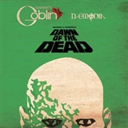SIMONETTI, CLAUDIO -'S GOBLIN- - DAWN OF THE DEAD O.S.T. (+2CD/BAG)