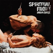 SPIRITUAL FRONT - AMOUR BRAQUE (2CD/BOOK)