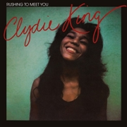 KING, CLYDIE - STEAL YOUR LOVE AWAY/RUSHING TO MEET YOU