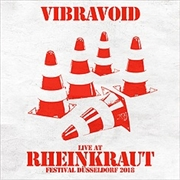 VIBRAVOID - LIVE AT RHEINKRAUT FESTIVAL (2CD)