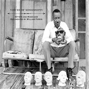 VARIOUS - VOICES OF MISSISSIPPI (3CD+DVD+BK)