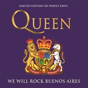 QUEEN - WE WILL ROCK BUENOS AIRES
