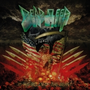 DEAD SLEEP - (BLACK) IN THE BELLY OF THE BEAST