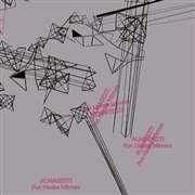 ALMAGEST! - FUN HOUSE MIRRORS (BLACK)