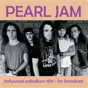 PEARL JAM - HOLLYWOOD PALLADIUM 1991