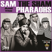 SAM THE SHAM & THE PHARAOHS - (I'M IN WITH) THE OUT CROWD/STANDING OVATION