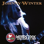 WINTER, JOHNNY - WOODSTOCK EXPERIENCE