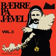 VARIOUS - BAERRE PÅ JAEVEL, VOL. 3 (+DVD)