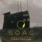 SONS OF ALPHA CENTAURI - CONTINUUM (+CD)