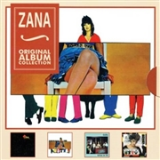 ZANA - ORIGINAL ALBUM COLLECTION (4CD)