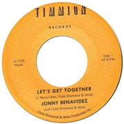 BENAVIDEZ, JONNY -& COLD DIAMOND & MINK- - LET'S GET TOGETHER